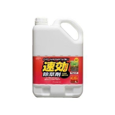 速攻除草剤 4L アイリスオーヤマ SJS-4L