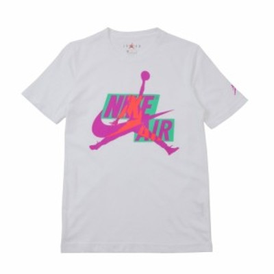 ジョーダン(JORDAN)Tシャツ 半袖 ジュニア JRN JMPMN CLSSC 95A077-H35(Jr)