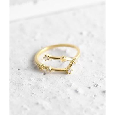指輪 12星座リング