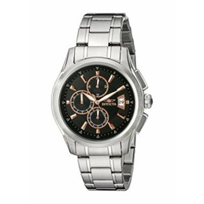 腕時計 インヴィクタ インビクタ Invicta Men's 1483 Specialty Collection Chronograph Black Dial Wa