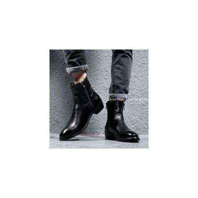 ワークブーツ メンズ マーティンブーツ ブーツ ボア付き 裏起毛 ショートブーツ 本革 牛革 防寒 暖かい あったか 滑り止め アウトドア 冬物 新作