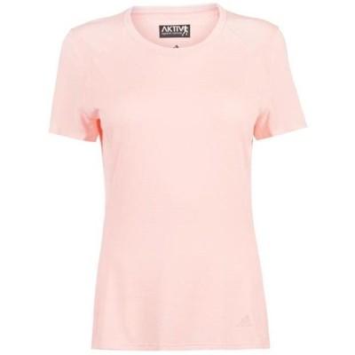 アディダス Tシャツ レディース トップス SuperNova T Shirt Ladies