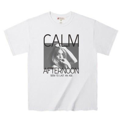 Tシャツ キレイ フォトにキレイな言葉 スタイリッシュモデルデザインTee