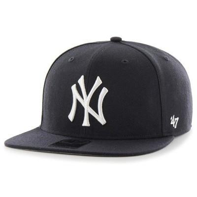 47Brand フォーティセブンブランド ヤンキース Yankees キャップ スナップバック NY ニューヨークヤンキース (NAVY)