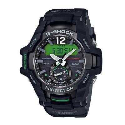 【タフソーラーモデル】カシオ G-SHOCK ジーショック メンズ グラビティマスター スマートフォンリンク 防水 GR-B100 腕時計