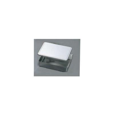 EBM 18-8 調味料入蓋付バット 4型 角型 幅285×奥行225×高さ60/業務用/新品/小物送料対象商品