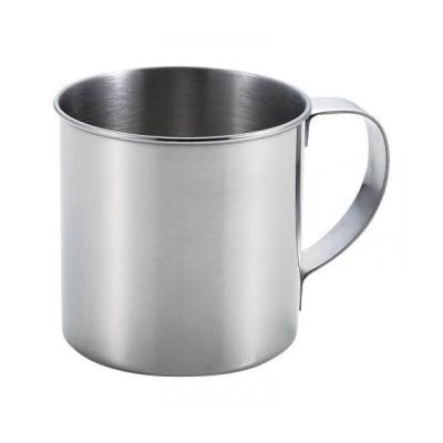 販促品/記念品向けステンレス製シングルマグカップ  卸売り/開店記念に!