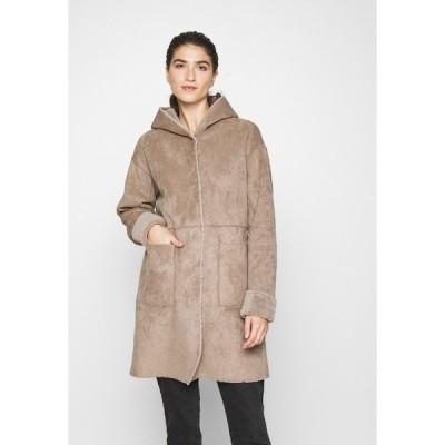 ジプシー コート レディース アウター MARICE  - Classic coat - taupe