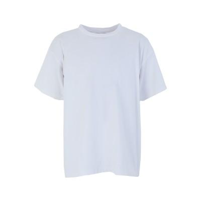 JOHN ELLIOTT T シャツ ホワイト 0 コットン 100% T シャツ