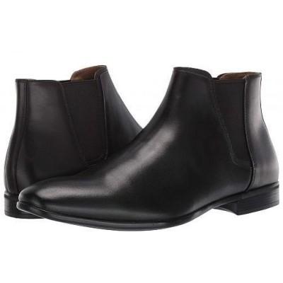 Aldo アルド メンズ 男性用 シューズ 靴 ブーツ チェルシーブーツ Aferawien - Black Leather