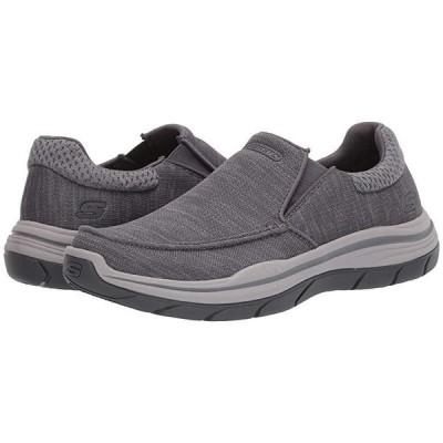 スケッチャーズ Relaxed Fit Expected 2.0 - Andro メンズ スニーカー 靴 シューズ Grey