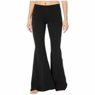 ハードテイル Hard Tail レディース ボトムス・パンツ hippie chick flare pants Black