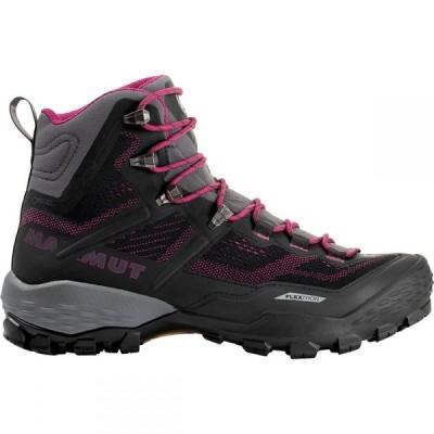 マムート Mammut レディース ハイキング・登山 ブーツ シューズ・靴 Ducan High GTX Hiking Boot Phantom/Dark Pink