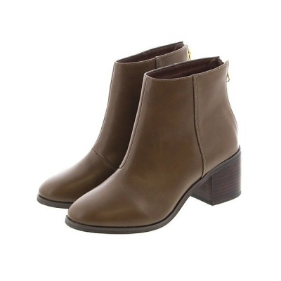 ブーツ バックジップブーツ(213-19012)JELLY BEANS(ジェリービーンズ)