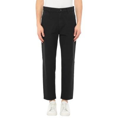 HOMECORE パンツ ブラック 29 コットン 99% / ポリウレタン 1% パンツ