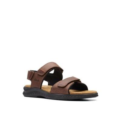クラークス メンズ サンダル シューズ Men's Hapsford Creek Sandals