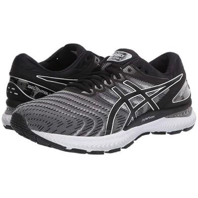 アシックス GEL-Nimbus 22 メンズ スニーカー 靴 シューズ White/Black