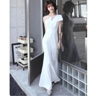パーティードレス マーメイドドレス 20代 30代 40代 結婚式 フォーマル ロング丈 二次会 ウエディングドレス お呼ばれ 大きいサイズ 二次