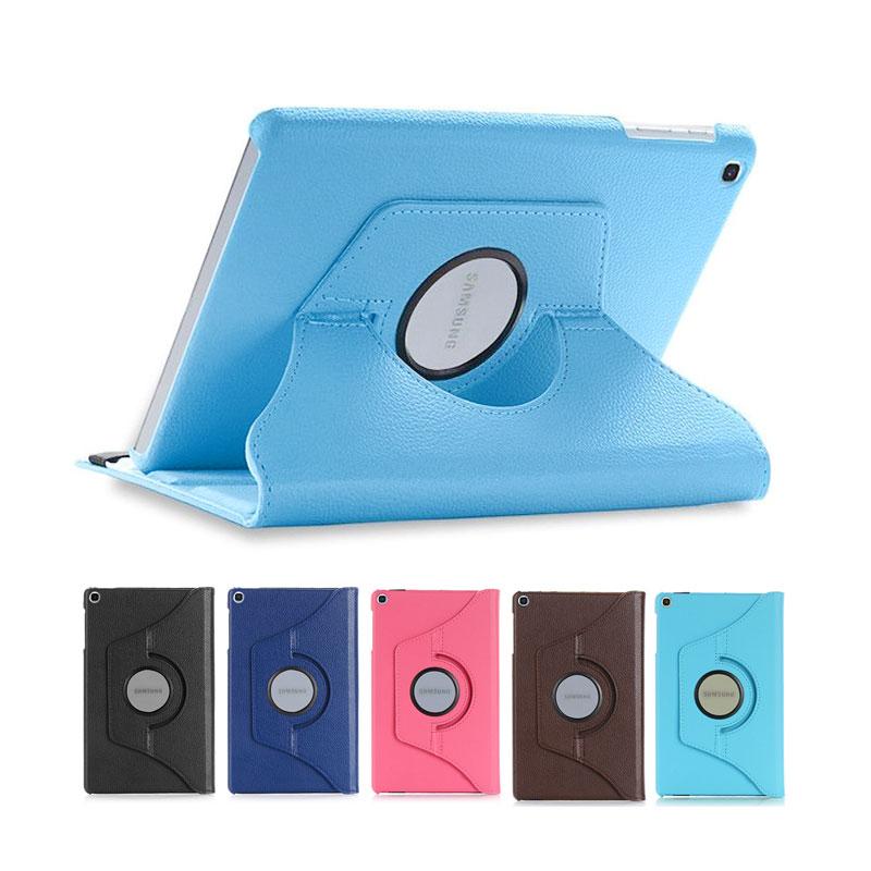 三星 Galaxy Tab A7 (2020) T500/T505 平板旋轉支架保護套 保護殼 360度旋轉 皮套 側翻