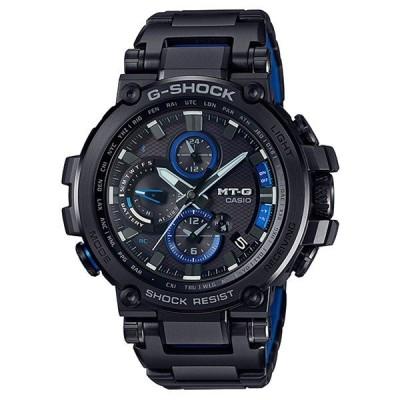 CASIO G-SHOCK Gショック ジーショック カシオ メンズ TRIPLE G RESIST 電波ソーラー Bluetooth搭載 MTG-B1000BD-1AJF【国内正規品】あすつく 腕時計
