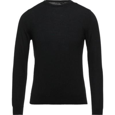 マスク +39 MASQ メンズ ニット・セーター トップス Sweater Black