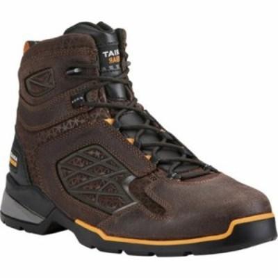 アリアト レインシューズ・長靴 Rebar Flex 6 Work Boot Chocolate Brown Leather/Mesh