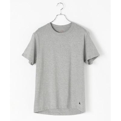 <Brooks Brothers(Men)/ブルックス ブラザーズ> クルーネックTシャツ 95グレー【三越伊勢丹/公式】