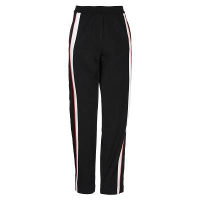 8PM パンツ ブラック XS コットン 50% / ポリエステル 50% / レーヨン パンツ