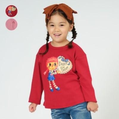 【子供服】 Daddy Oh Daddy (ダディオダディ) 日本製ダディコTシャツ 80cm 90cm 100cm 110cm 120cm 130cm キッズ 女の子 V54803