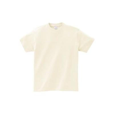 [プリントスター]5.6oz へヴィーウェイトTシャツ 00085-CVT CVT  アイボリー 日本 XXL (日本サイズ3L相当)