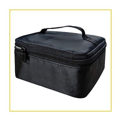 Multi-Purpose Zipper Tool Bag,Portable Storage Bag for Upper Arm Blood Pressure Monitor,Organizer Bag- Tools,Kids Toys And More For Travelin
