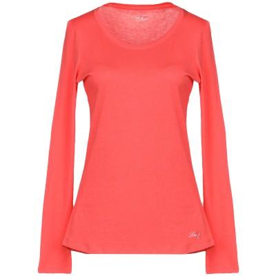 リュー ジョー LIU •JO T シャツ コーラル XS 100% コットン T シャツ