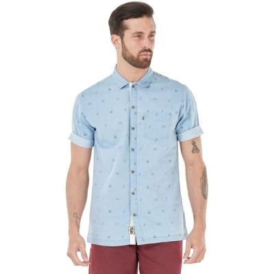 ピクチャー オーガニック メンズ シャツ トップス MC Manatee Short-Sleeve Shirt