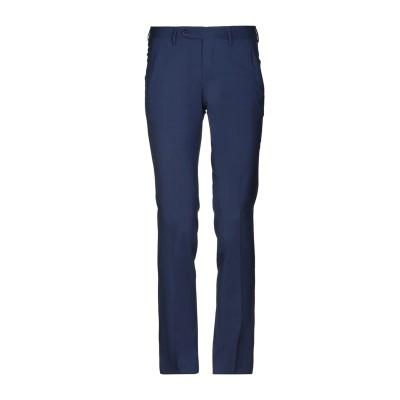 MICHAEL COAL パンツ ブルー 35 バージンウール 99% / ポリウレタン 1% パンツ