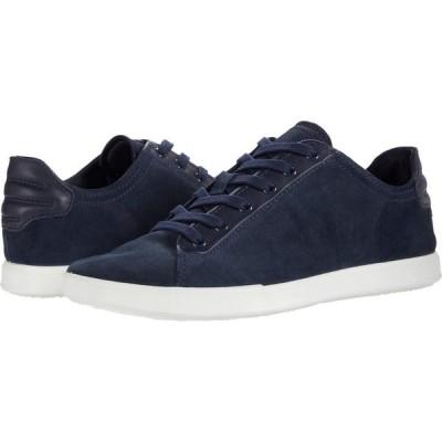 エコー ECCO メンズ スニーカー シューズ・靴 Collin 2.0 All-Day Sneaker Navy/Night Sky/Night Sky Calf Suede/Cow Leather/Textile