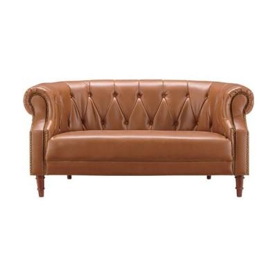 完成品 2人掛けソファ 肘掛け アンティーク 幅153cm 合皮 ソファ ソファー 二人掛けソファ 二人掛けソファー 2人掛けソファー 二人掛け 2人掛け 2人用 2P 椅子
