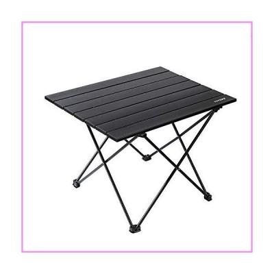 【送料無料】YIYEKE Camping Backpacking Folding Table,Collapsible Ultralight Portable Household Side Coffee Table,with Aluminum Table T