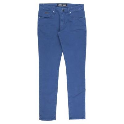 アントニー モラート ANTONY MORATO パンツ ブルー 32 コットン 89% / ポリエステル 9% / ポリウレタン 2% パンツ