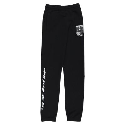 OFF-WHITE™ パンツ ブラック XS コットン 100% パンツ