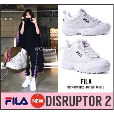 フィラ 厚底スニーカー レディース フィラ ディスラプター 2 厚底 ダッドスニーカー FILA disruptor 2 メンズ ユニセックス