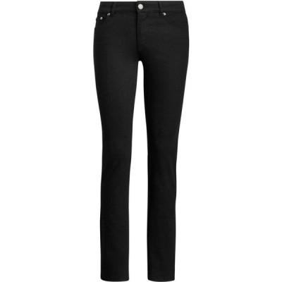 ラルフ ローレン Lauren by Ralph Lauren レディース ジーンズ・デニム ボトムス・パンツ Midrise 5 Pocket Jeans Black