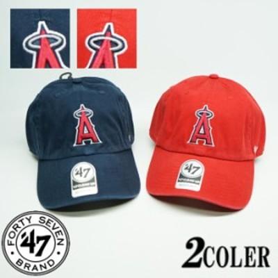 47Brand[フォーティーセブン] ベースボールキャップ ANGELS HOME ストラップバック CAP/ブランド/キャップ/RGW04GWS