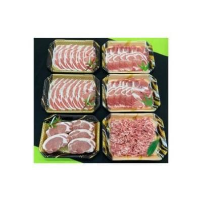 No.346 国産豚肉4種 約2kgセット