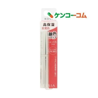エルシア プラチナム 顔色アップ エッセンスルージュ PK882 ピンク系 ( 3.5g )/ エルシア