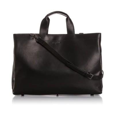 [フィガロ] ビジネスバッグ ビス 牛革ソフト B4対応 日本製 (ブラック One Size)