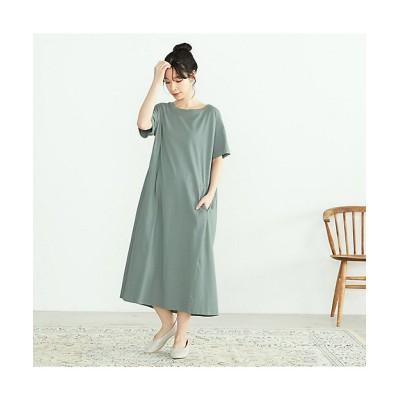 <COMME CA ISM(Women)/コムサ イズム> Tシャツ ワンピース(5234OT72) 30【三越伊勢丹/公式】