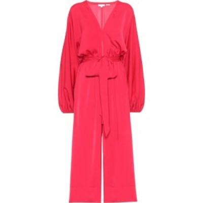 ロードリゾート RHODE レディース オールインワン ジャンプスーツ ワンピース・ドレス blake high-rise jumpsuit Lipstick Red