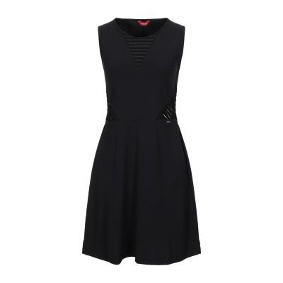 ゲス GUESS ミニワンピース&ドレス ブラック S ポリエステル 95% / ポリウレタン 5% ミニワンピース&ドレス