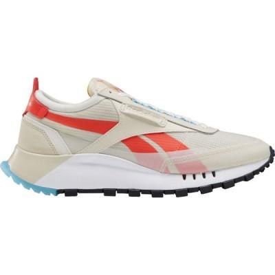 リーボック Reebok メンズ スニーカー シューズ・靴 Classic Leather Legacy Shoes Alabaster/White