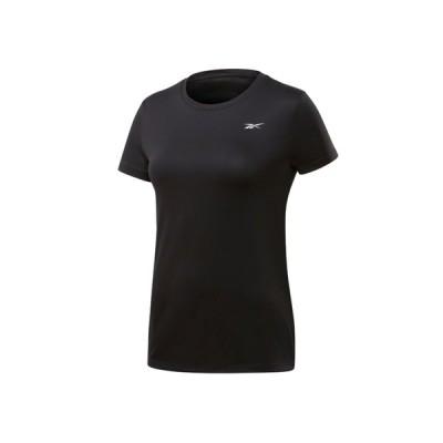リーボック REEBOK レディース RE SS TEE スポーツ フィットネス 半袖 Tシャツ
